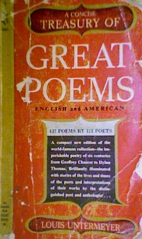 Read Books A Concise Treasury of Great Poems Online