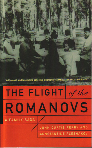 Read Books The Flight of the Romanovs: A Family Saga Online