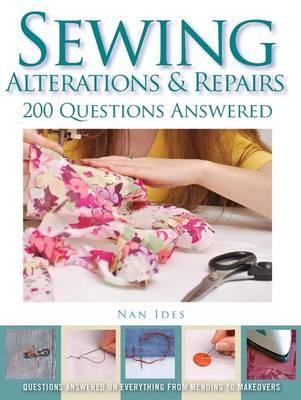 Alterations  Repairs 200 Questions Answered by Nan L Ides