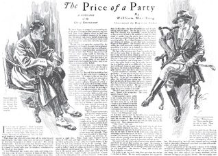 Read Books The Price of a Party Online