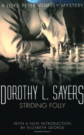 Read Books Striding Folly (Lord Peter Wimsey, #15) Online