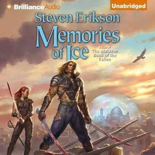 Read Books Memories of Ice (Malazan Book of the Fallen, #3) Online