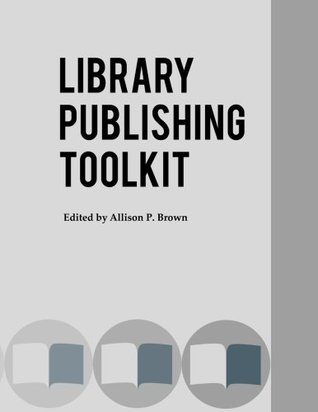Read Books Library Publishing Toolkit Online
