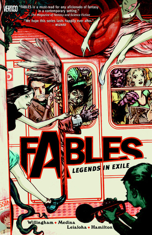 Read Books Fables, Vol. 1: Legends in Exile Online