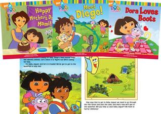 Read Books Dora the Explorer Set 2 Online