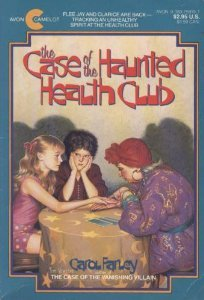 Read Books The Case of the Haunted Health Club Online
