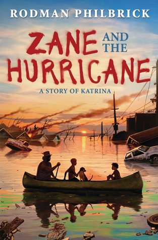 Read Books Zane and the Hurricane: A Story of Katrina Online