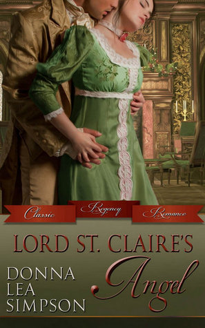 Read Books Lord St. Claire's Angel Online