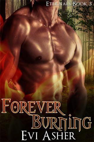 Read Books Forever Burning (Eternals, #3) Online