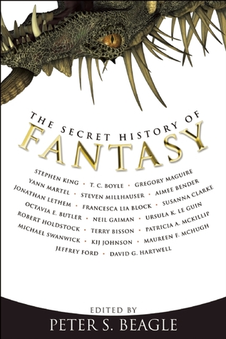 Read Books The Secret History of Fantasy Online