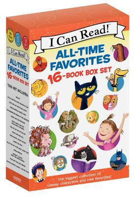 Read Books I Can Read All-Time Favorites 16-Book Box Set Online