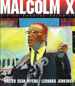 Read Books Malcolm X: A Fire Burning Brightly Online