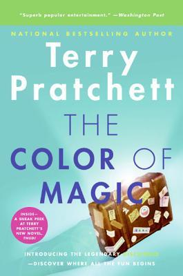 Read Books The Color of Magic (Discworld, #1; Rincewind, #1) Online