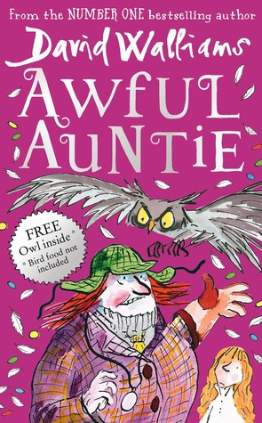 Read Books Awful Auntie Online