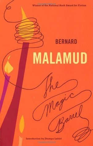 Read Books The Magic Barrel Online