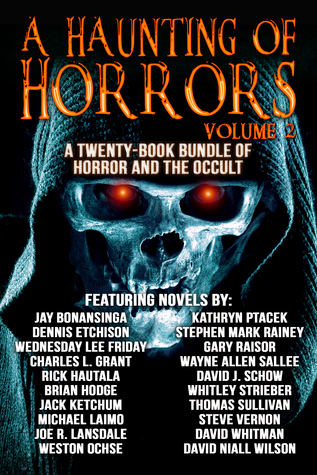 Read Books A Haunting of Horrors, Volume 2: A Twenty-Book eBook Bundle of Horror and the Occult Online