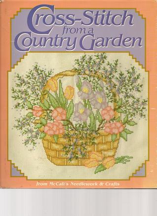 Read Books Cross-Stitch from a Country Garden Online