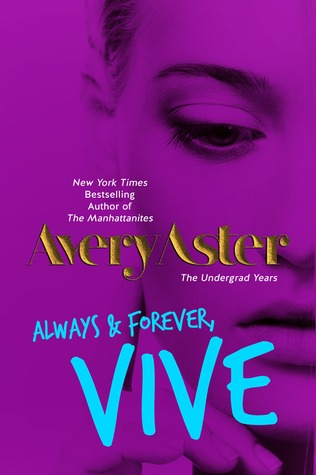 Read Books Always & Forever, Vive (The Undergrad Years, #4) Online