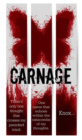 Read Books Carnage (The Butcher, #2) Online