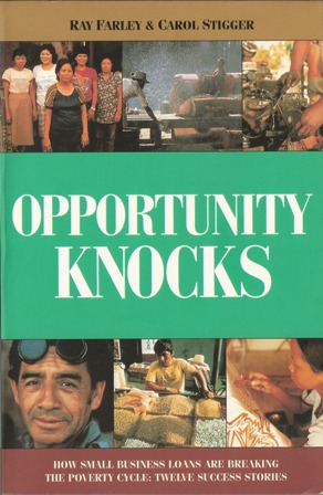 Read Books Opportunity Knocks: How Small Business Loans are Breaking the Poverty Cycle : Success Stories from Around the World Online