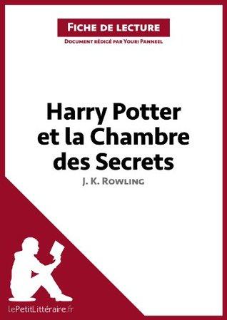 Harry Potter et la Chambre des secrets de J K Rowling (Fiche de