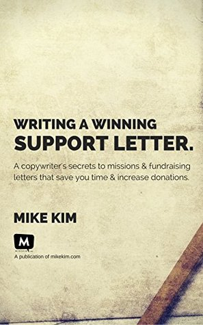 Writing a Winning Support Letter A Copywriter\u0027s Secrets to Missions