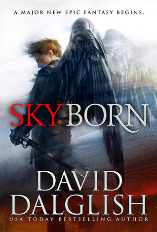 Read Books Skyborn (Seraphim, #1) Online