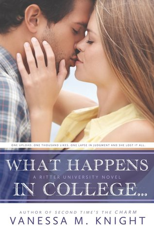 Read Books What Happens in College... (Ritter University, #2) Online