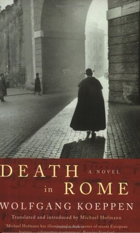 Read Books Death in Rome Online