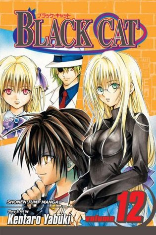 Read Books Black Cat, Volume 12 Online
