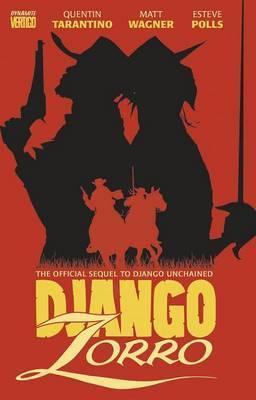Read Books Django/Zorro: The Official Sequel to Django Unchained Online