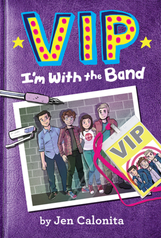 Read Books VIP: I'm With the Band Online