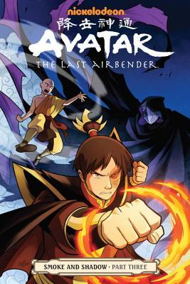 Read Books Avatar: The Last Airbender: Smoke and Shadow, Part 3 (Smoke and Shadow, #3) Online
