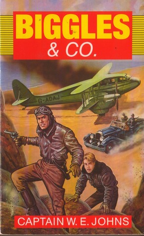 Read Books Biggles and Co. Online