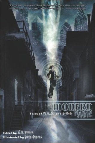 Read Books Modern Magic: Tales of Fantasy and Horror Online