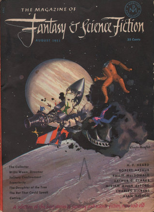 Read Books The Magazine of Fantasy & Science Fiction, August 1951 (The Magazine of Fantasy & Science Fiction, #9) Online