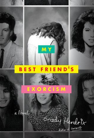 Read Books My Best Friend's Exorcism Online