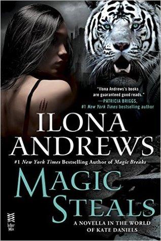 Read Books Magic Steals (Kate Daniels, #6.5) Online