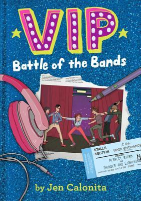 Read Books VIP: Battle of the Bands Online
