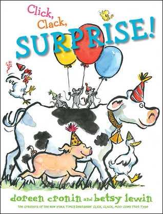 Read Books Click, Clack, Surprise! Online