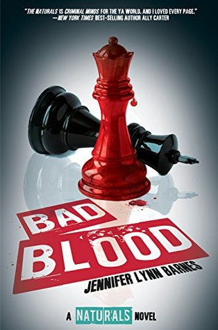 Read Books Bad Blood (The Naturals, #4) Online