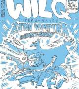 Baton wampira w korcu maku (Wilq Superbohater, #23)