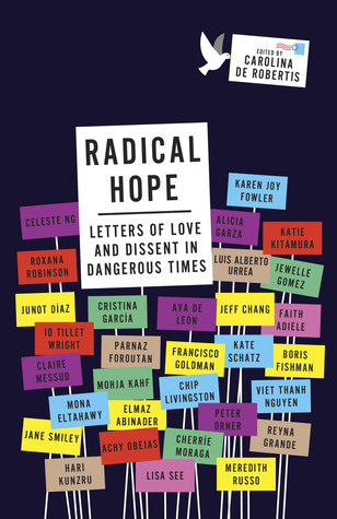 Read Books Radical Hope: Letters of Love and Dissent in Dangerous Times Online
