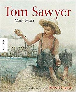 Read Books Tom Sawyer. Bibliophile Ausgabe mit Illustrationen von Robert Ingpen Online