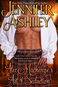 Read Books Alec Mackenzie's Art of Seduction (MacKenzies & McBrides, #9) Online