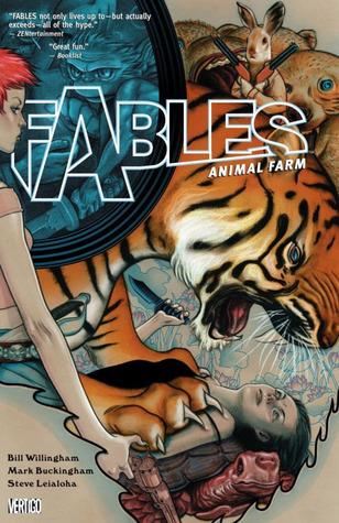 Read Books Fables, Vol. 2: Animal Farm Online