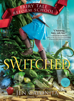 Read Books Switched (Fairy Tale Reform School #4) Online