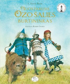Read Books Nuostabusis Ozo šalies burtininkas Online