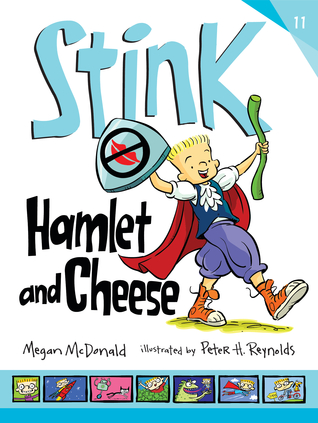 Log Cabin Library MG Humor/Realistic Fiction Review Stink Hamlet