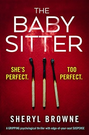 The Babysitter by Sheryl Browne